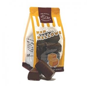 The Sydney Marshmallow Co Choc Coated Marshmallows Salted Caramel 200g x 10
