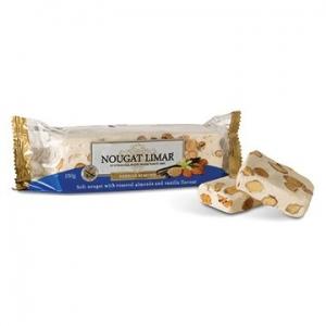 Nougat Limar Nougat Vanilla Almond Half Log 150g