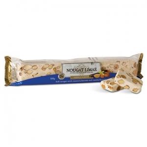 Nougat Limar Nougat Vanilla Almond Log 300g