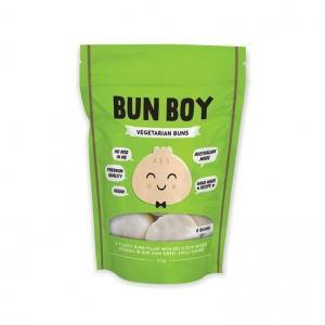 Bun Boy Vegetarian Buns (Vegan) 270g x 5