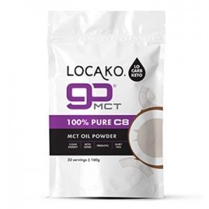 Locako MCT Oil Powder C8 160g