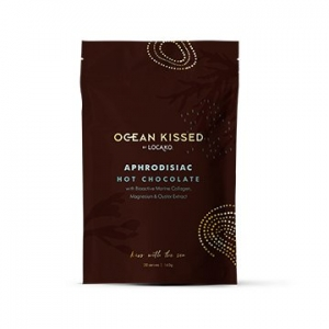 Ocean Kissed Aphrodisiac Hot Chocolate W/ Marine Collagen 160g