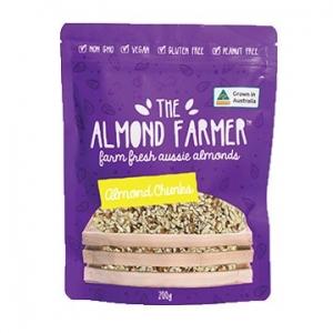 The Almond Farmer Australian Natural Almond Chunks 200g