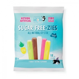 Sugar Freezies Icy Stix (15 x 60ml) x 9