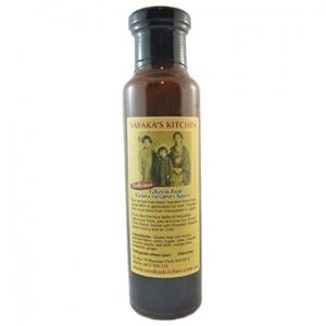 Sayaka's Kitchen Gluten Free Goma (Sesame) Sauce 250ml