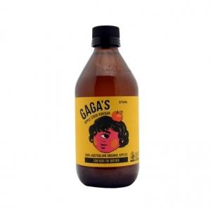 Gagas Organic Australian Raw Apple Cider Vinegar 375ml