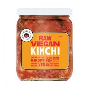Gagas Gut Loving Vegan Kimchi 450g x 6