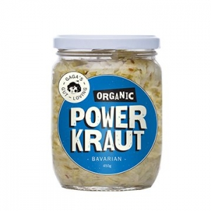 PowerKraut Organic Bavarian Kraut 450g x 6