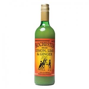 Rochester Organic Lemon Lime & Ginger 725ml