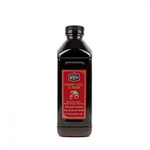 Natural Remedy Tonics Cherry Juice + Herbs 1ltr