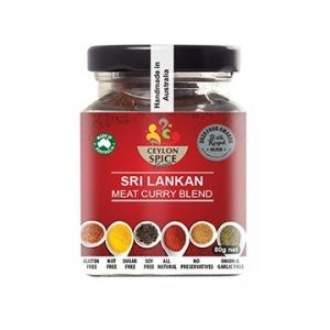 Ceylon Spice Heaven Sri Lankan Meat Curry Blend 80g