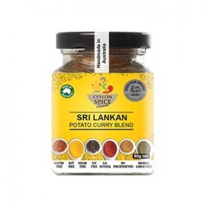 Ceylon Spice Heaven Sri Lankan Potato Curry Blend 80g