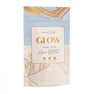 Edible Earth Glow Gut Elixir + L-Glutamine 100g