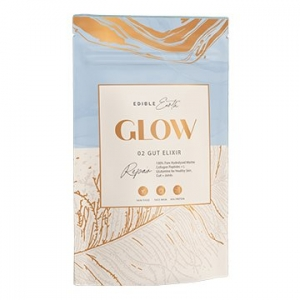 Edible Earth Glow Gut Elixir + L-Glutamine 200g