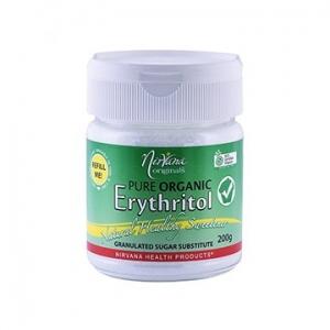 Nirvana Organic Erythritol Shaker 200g