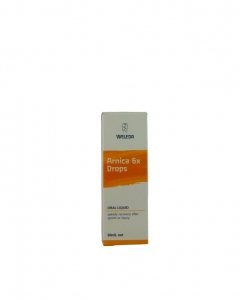Arnica 6x Drops 30ml (Weleda)