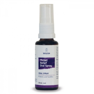 Throat Relief Oral Spray 30ml (Weleda)