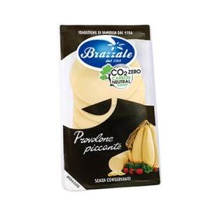 Brazzale Provolone Piccante (Strong) Cheese Slices 100g x 5