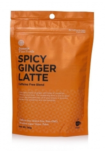 Jomeis Spicy Ginger Latte 120g x 6 Display Box