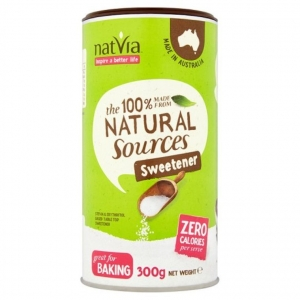 Natvia 100% Natural Sweetener 300g