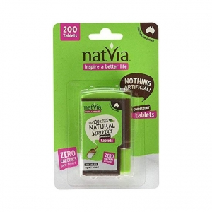Natvia 100% Natural Sweetener 200 tabs