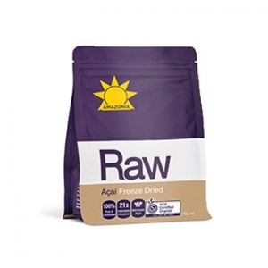 Amazonia RAW ACAI Freeze Dried Powder 145g