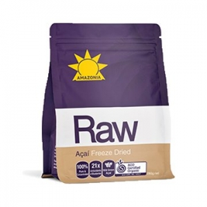 Amazonia RAW ACAI Freeze Dried Powder 280g