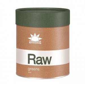 Amazonia RAW Prebiotic Greens 300g