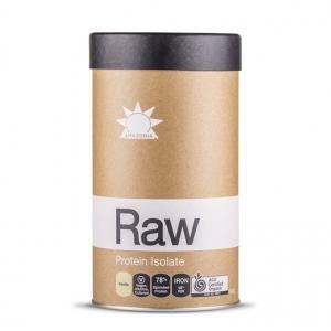 Amazonia RAW Vanilla Pea/Rice Protein Isolate 1kg