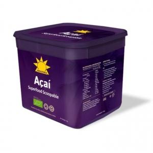 Amazonia Frozen Organic ACAI Scoopable 3kg
