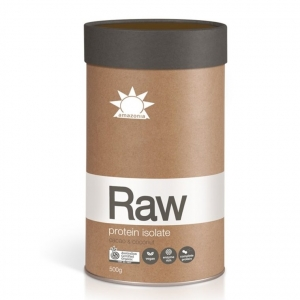 Amazonia RAW Cacao Coconut Pea/Rice Protein 1kg