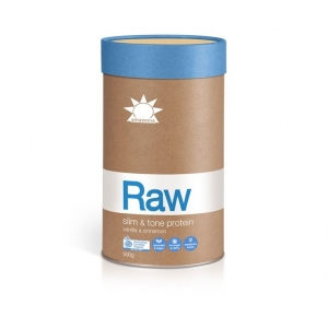 Amazonia RAW Slim and Tone Protein Vanilla and Cinnamon 500g