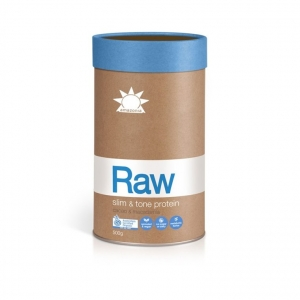 Amazonia RAW Slim and Tone Protein Cacao and Macadamia 500g