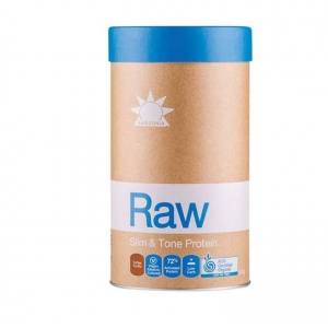 Amazonia RAW Slim and Tone Protein Toffee Truffle 500g