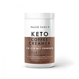 Paleo Pure Coffee Creamer w MCT Powder DOUBLE CHOC 250g