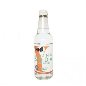 BOD Probiotic Sugar Free Soda YUZU 330ml x 12