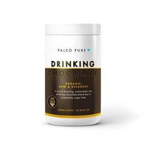 Paleo Pure KETO Sugar Free Drinking Chocolate 350g