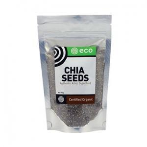 Eco Foods Organic Chia Seeds 250g