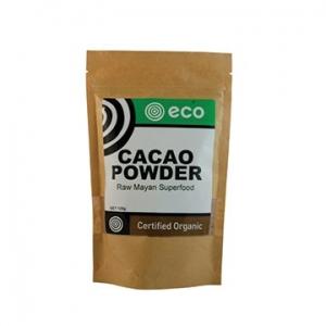 Eco Foods Organic Cacao Powder 125g