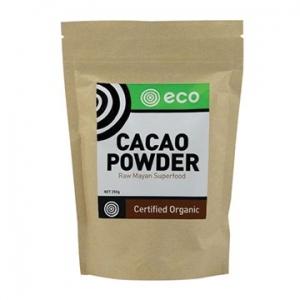 Eco Foods Organic Cacao Powder 250g