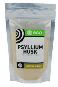 Eco Foods Organic Psyllium Husks 200g