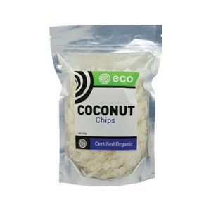 Eco Foods Organic Coconut Chips 200g