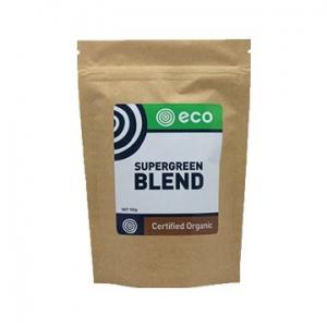 Eco Foods Organic Supergreen Blend 150g