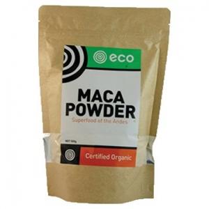 Eco Foods Organic Raw Maca Powder 500g