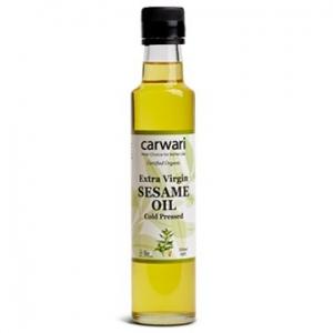 Carwari Organic Sesame Oil Extra Virgin 250ml