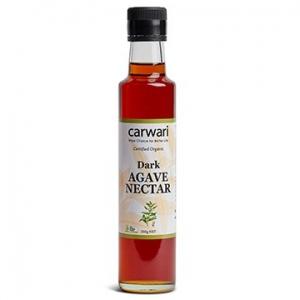 Carwari Organic Agave Nectar Dark 350g
