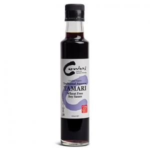 Carwari Organic Tamari Soy Sauce 250ml