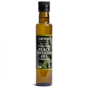 Carwari Organic Extra Virgin Black Sesame Oil 250ml