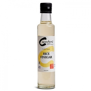Carwari Organic Rice Vinegar 250ml