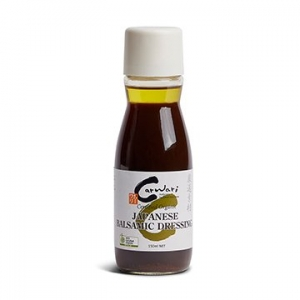 Carwari Organic Japanese Balsamic Dressing 150ml